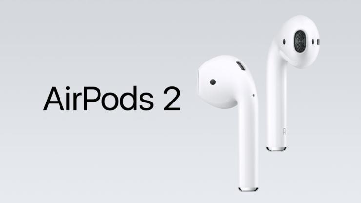 Відмінність Apple Airpods 2 від Airpods першого покоління 2