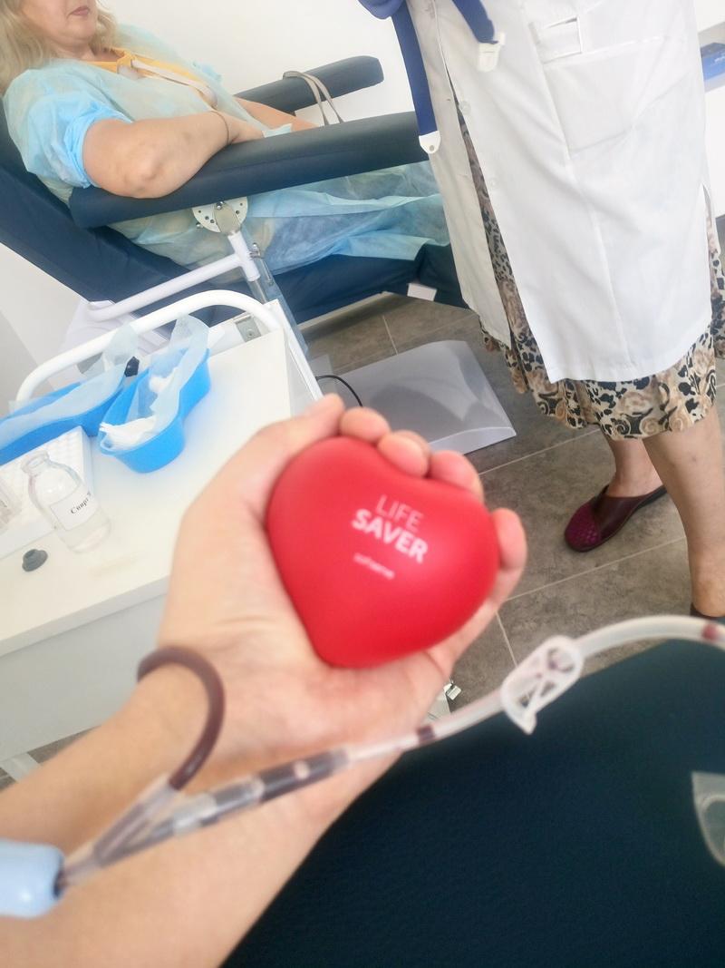 Працівники «Прикарпаттяобленерго» здали 17 літрів крові 4