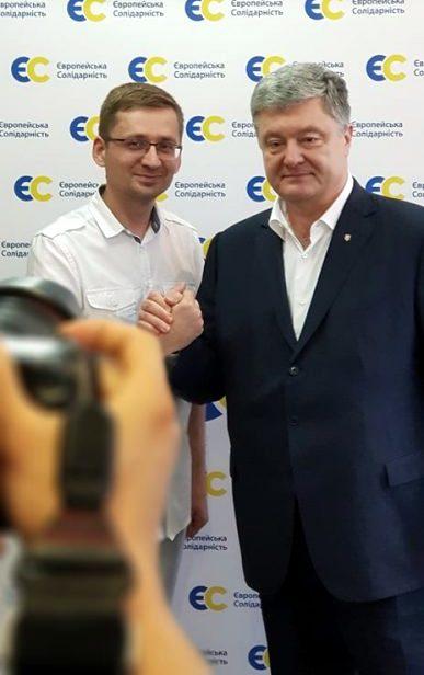 Хто такий Олексій Петечел, який на окрузі №83 в Івано-Франківську буде представляти партію Петра Порошенка 2