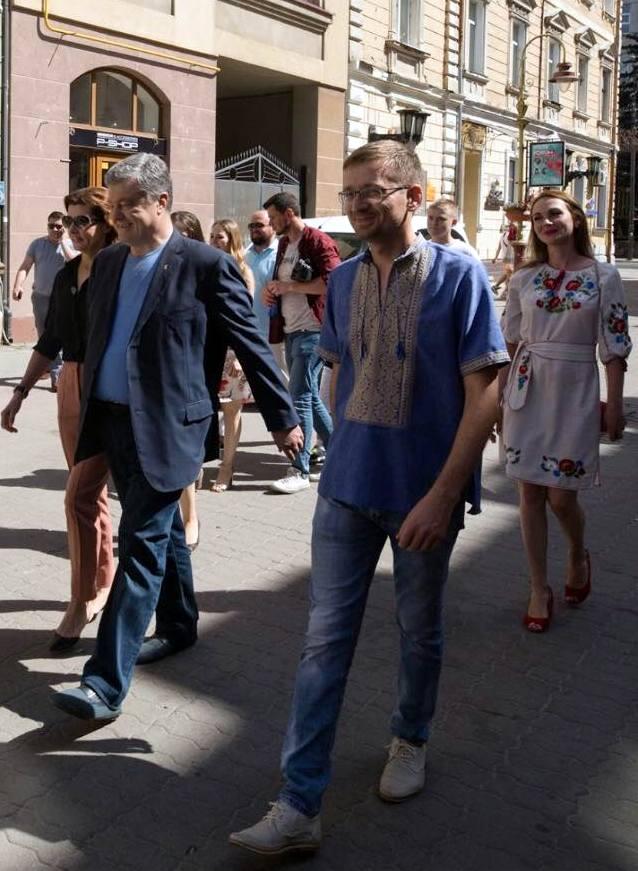 Хто такий Олексій Петечел, який на окрузі №83 в Івано-Франківську буде представляти партію Петра Порошенка 4