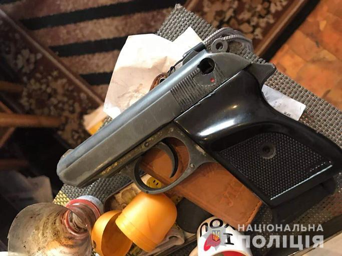 Поліцейські вилучили зброю та набої у трьох жителів Франківщини 3
