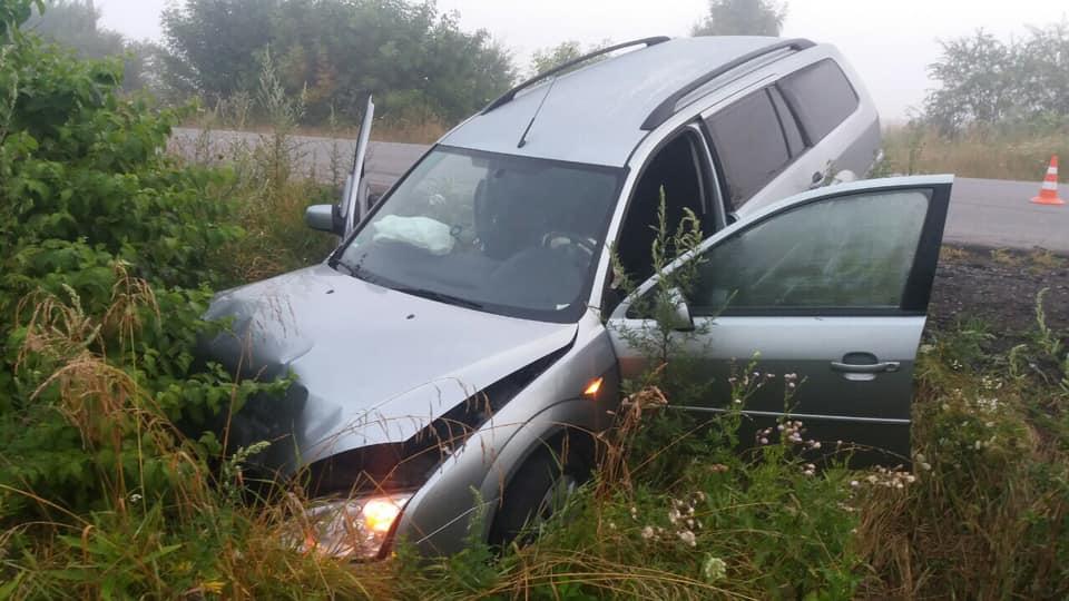 На Снятинщині п'яний водій скоїв ДТП: потерпілі звинувачують поліцію у бездіяльності 1