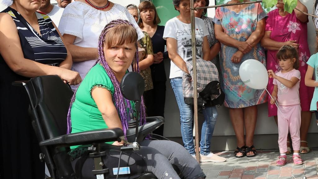 Оселя Віри, Надії, Любові в Обертині – місце можливостей для людей з інвалідністю 14