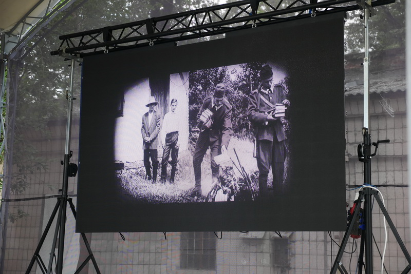 У Палаці Потоцьких показали фільм про оунівців «Незламні» 8