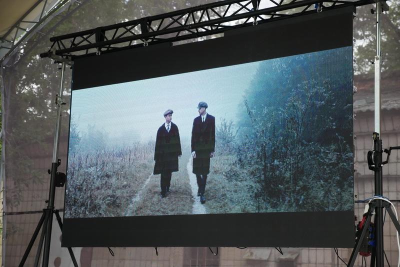 У Палаці Потоцьких показали фільм про оунівців «Незламні» 11