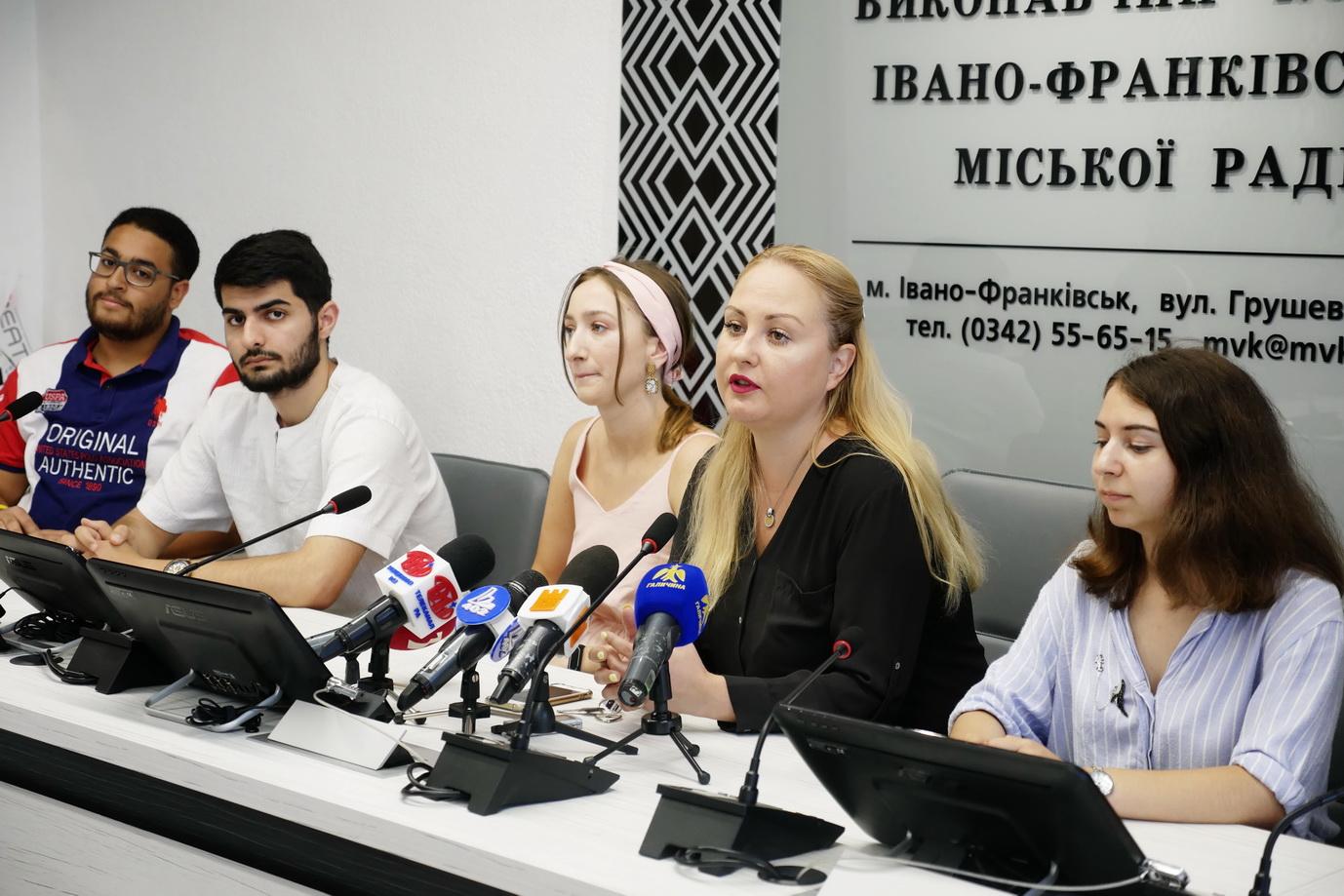 На фестивалі культур Global Village у Франківську презентують 9 країн 2