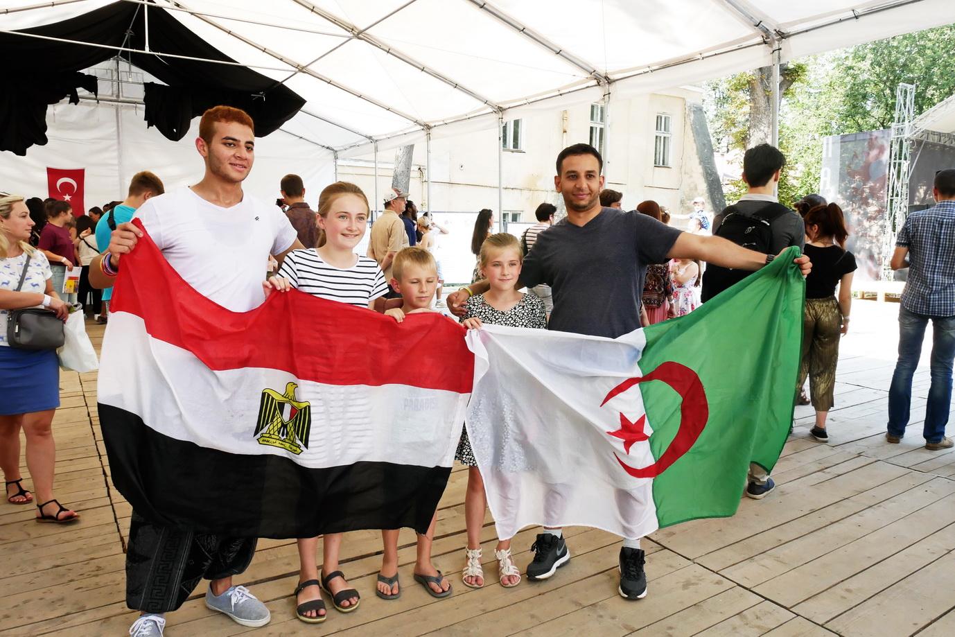 У Франківську на фестивалі Global Village 9 країн презентують свою культуру 2