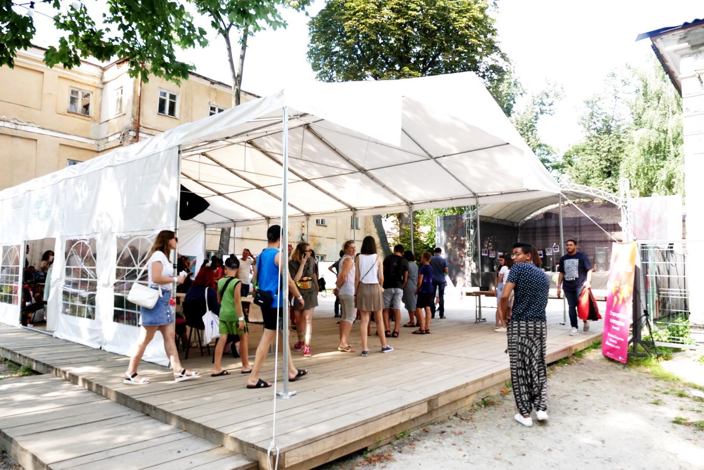У Франківську на фестивалі Global Village 9 країн презентують свою культуру 18