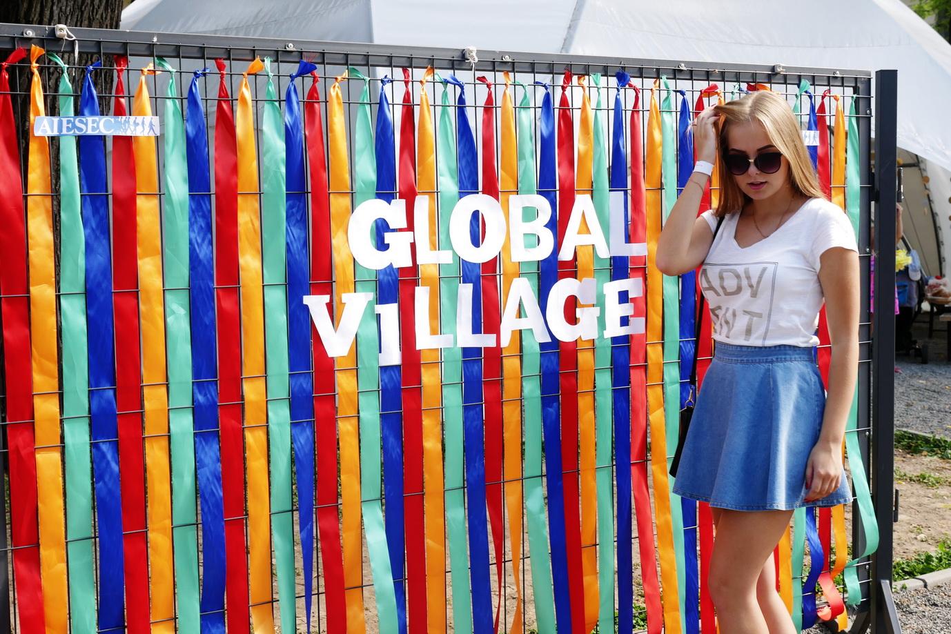 У Франківську на фестивалі Global Village 9 країн презентують свою культуру 28