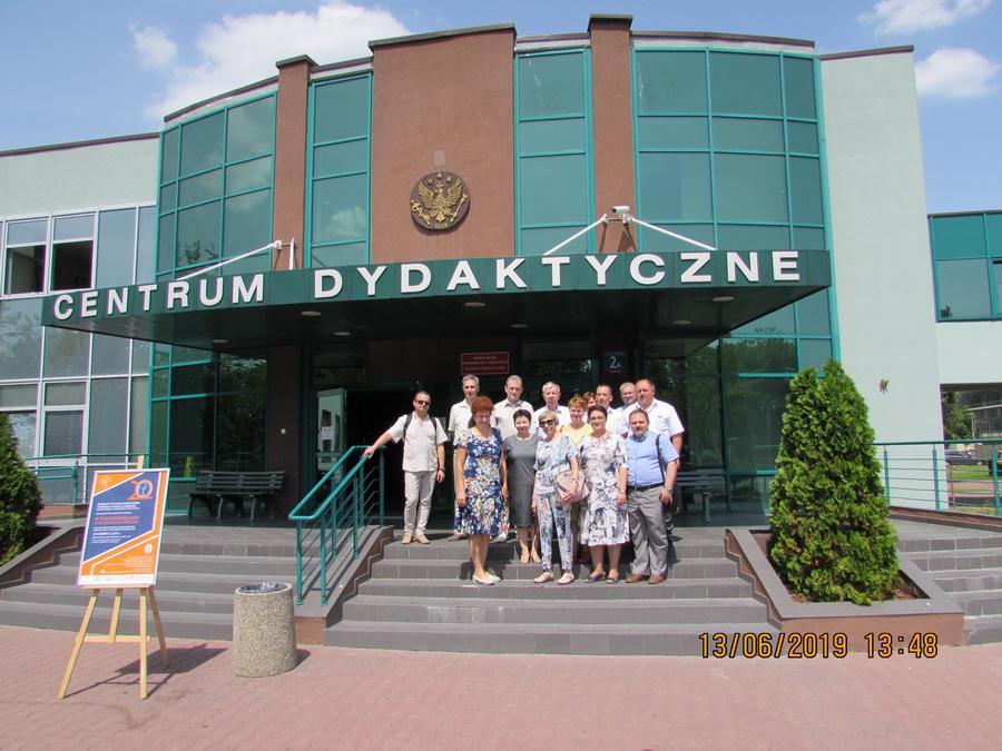 Франківські науковці у Польщі переймали досвід організації екстреної медичної допомоги 1