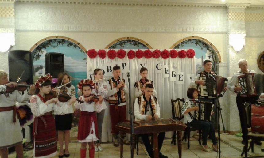 На Прикарпатті відбувся фестиваль творчості для дітей з інвалідністю «Повір у себе!» 1