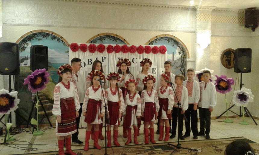 На Прикарпатті відбувся фестиваль творчості для дітей з інвалідністю «Повір у себе!» 4