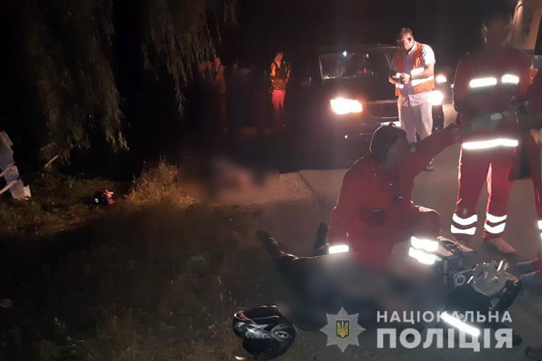 В Галичі загинули мотоцикліст та його пасажир 4