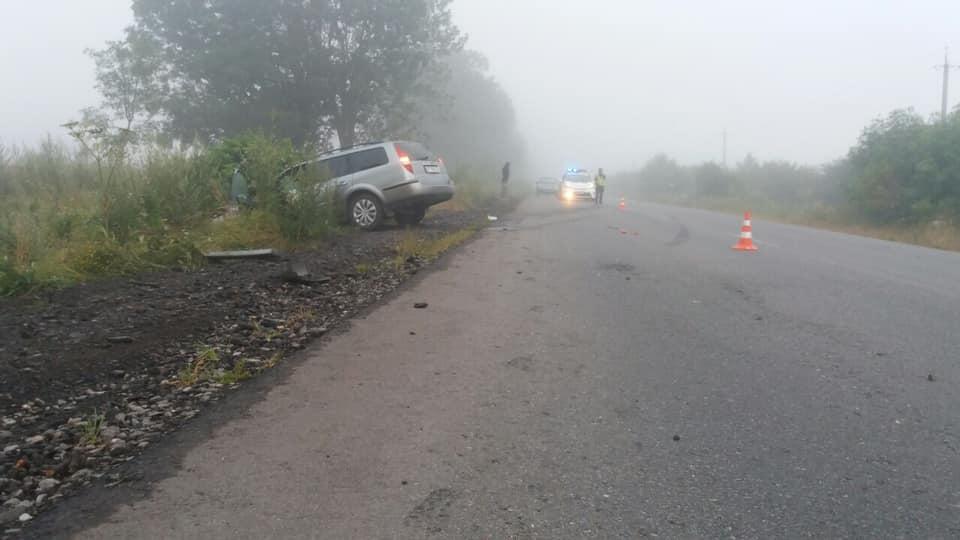 На Снятинщині п'яний водій скоїв ДТП: потерпілі звинувачують поліцію у бездіяльності 2
