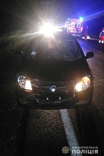 За добу під колесами автівок на Прикарпатті загинуло двоє людей 8