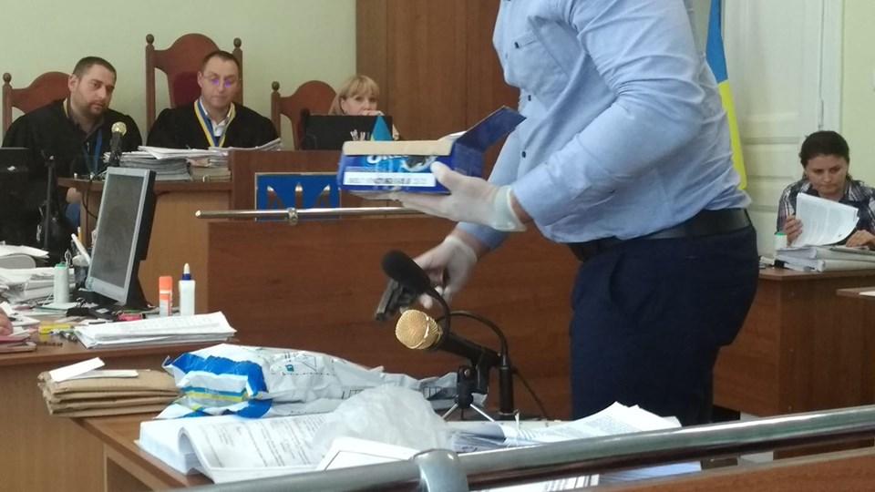 Обвинувачений у вбивстві Дерещук заявив, що йому підкидають фальшиві речові докази 1