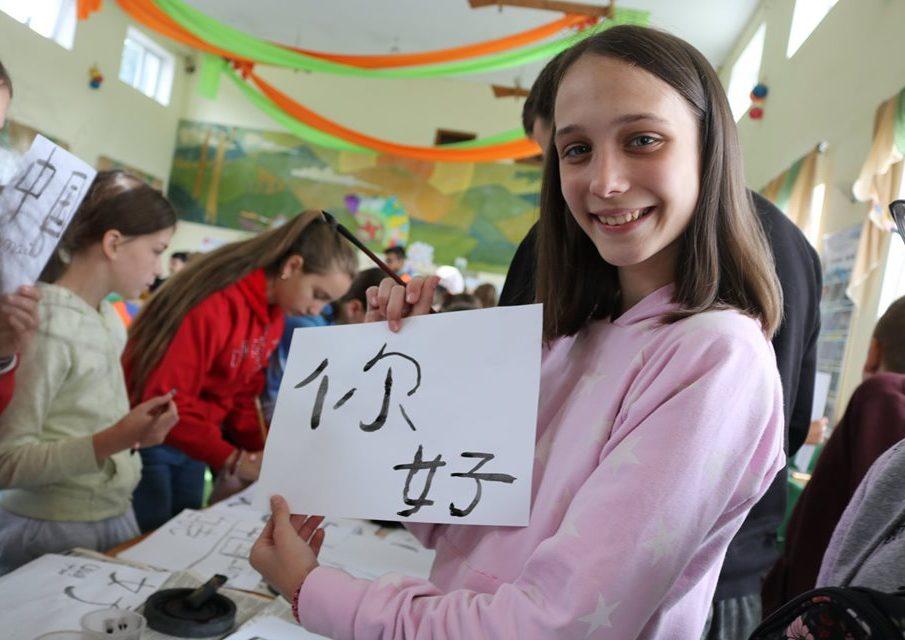 """У таборі """"Смерічка"""" провели тиждень китайської мови та культури 16"""