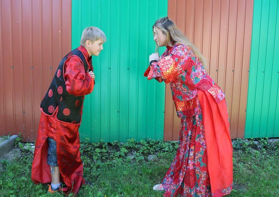 """У таборі """"Смерічка"""" провели тиждень китайської мови та культури 22"""