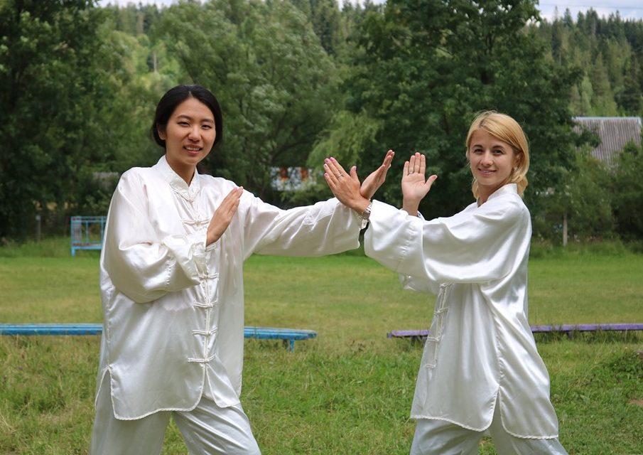 """У таборі """"Смерічка"""" провели тиждень китайської мови та культури 24"""