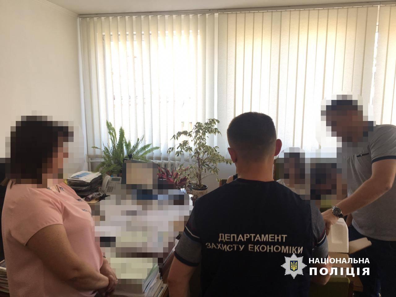 Керівницю Головного управління статистики в Івано-Франківській області затримали з хабарем 4
