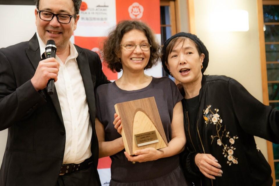 """""""Гуцулка Ксеня"""" отримала головну нагороду кінофестивалю в Японії 2"""