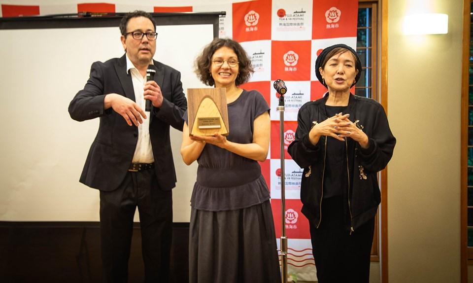 """""""Гуцулка Ксеня"""" отримала головну нагороду кінофестивалю в Японії 4"""
