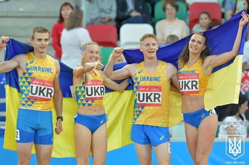 На Європейських іграх прикарпатські спортсмени здобули 6 нагород 1