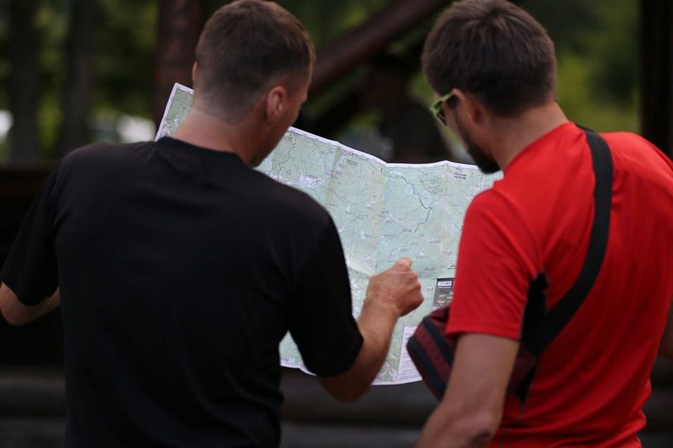 600 відчайдухів з трьох країн: на Прикарпатті відбулися пригодницькі перегони Gorgany Race 6