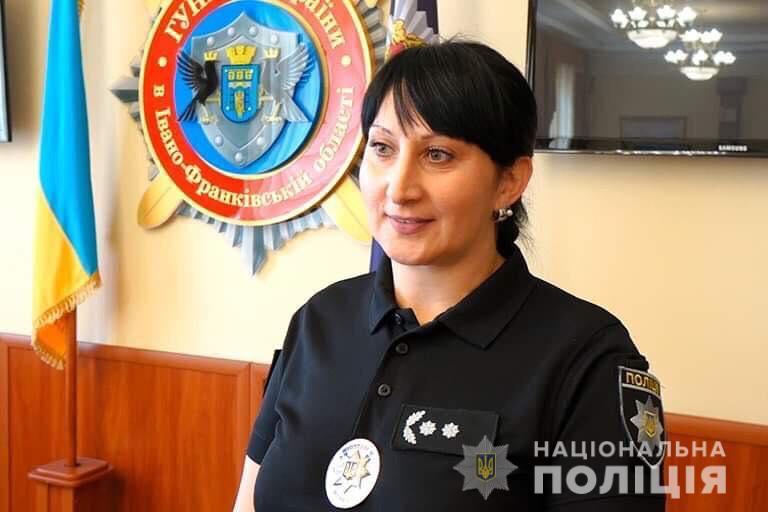 На Прикарпатті відзначили працівників поліції ювенальної превенції 1