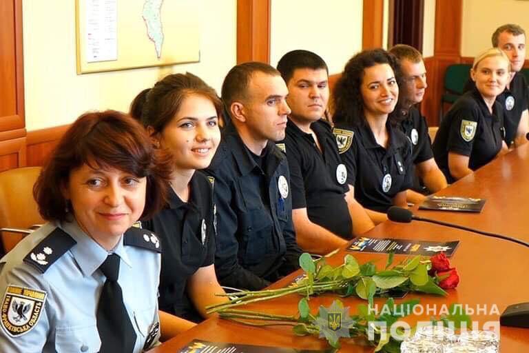На Прикарпатті відзначили працівників поліції ювенальної превенції 2