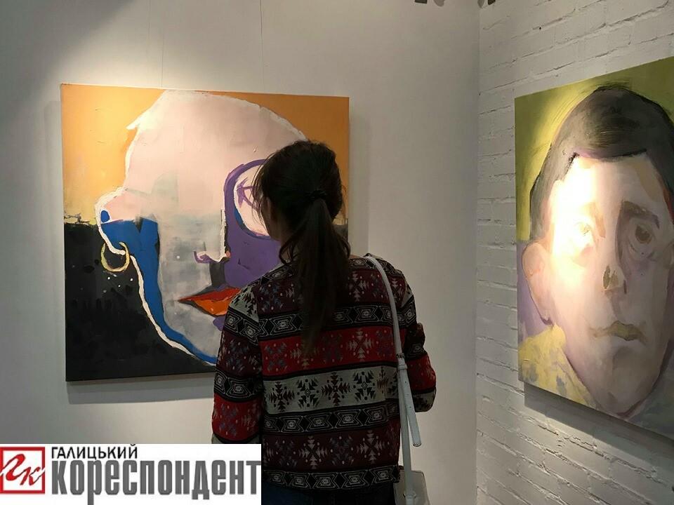 У Франківську Зорян Суш відкрив першу персональну виставку 6