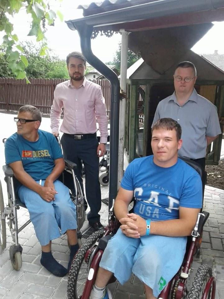 На Прикарпатті відкрили перший в Україні будинок підтриманого проживання для сиріт з інвалідністю 2