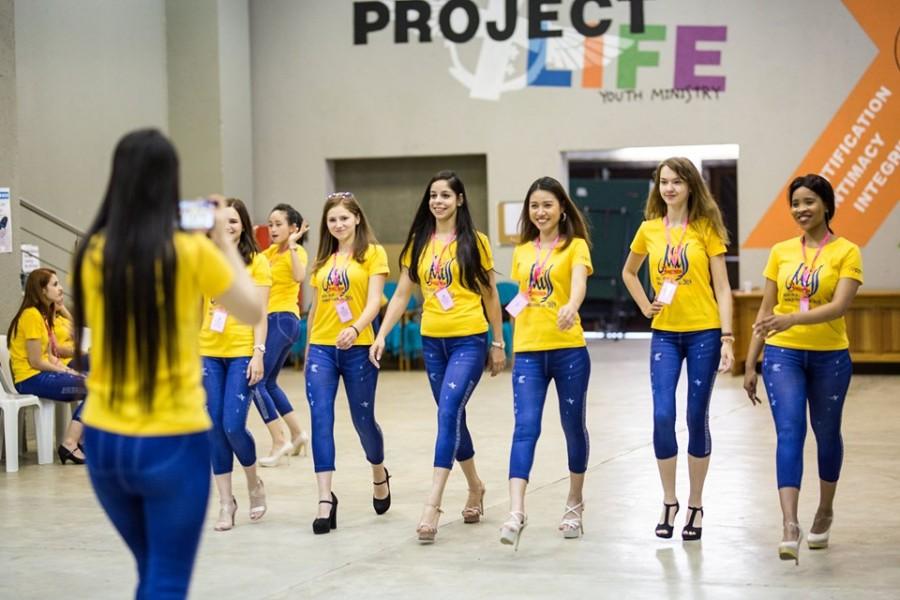 Калушанка бере участь у Всесвітньому конкурсі краси серед глухих 2