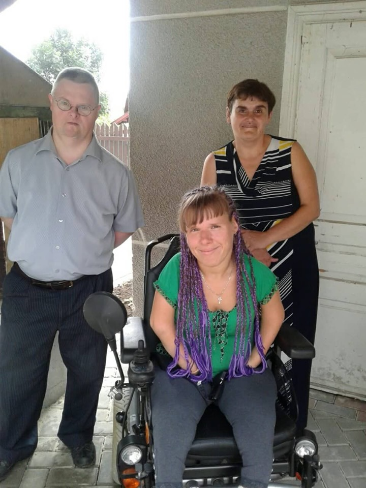 На Прикарпатті відкрили перший в Україні будинок підтриманого проживання для сиріт з інвалідністю 6