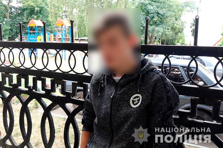 Поліція затримала підлітка, що вкрав авто покататися з Рожнятова до Франківська 1