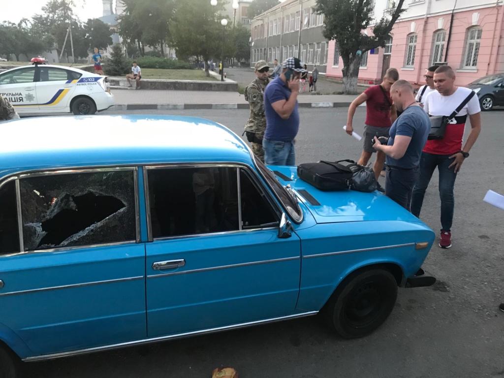 Поблизу радіозаводу спецпризначенці затримали наркоторговця. ФОТО 6