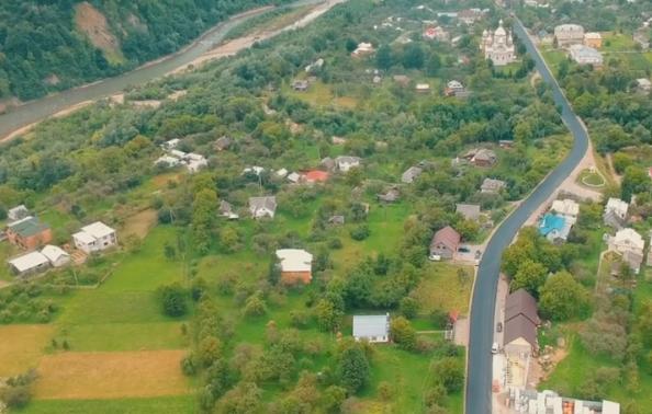На Верховинщині ремонтують дорогу державного значення Р-62 2