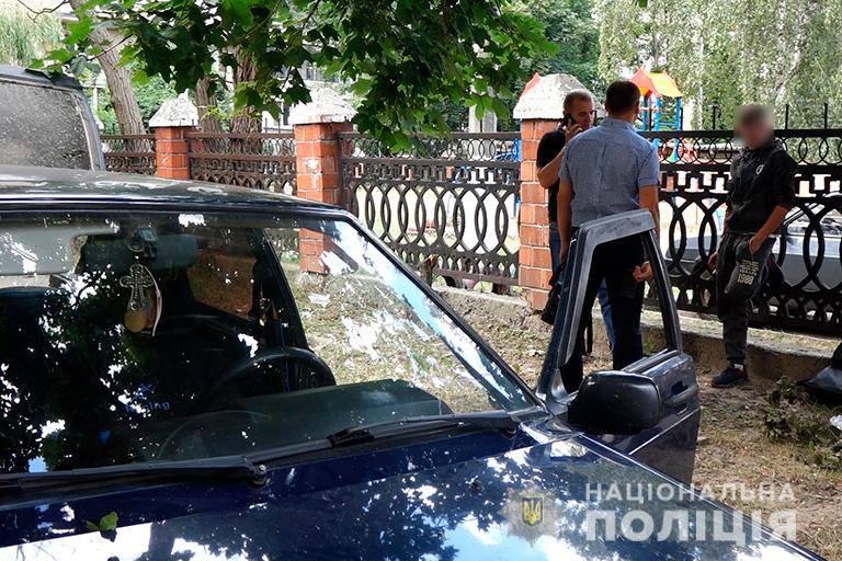 Поліція затримала підлітка, що вкрав авто покататися з Рожнятова до Франківська 2