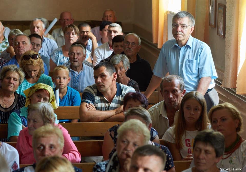 Громада Чернієва вирішила приєднатись до Франківська 3