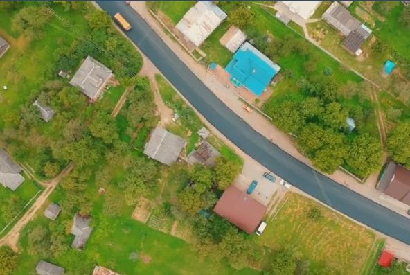 На Верховинщині ремонтують дорогу державного значення Р-62 6