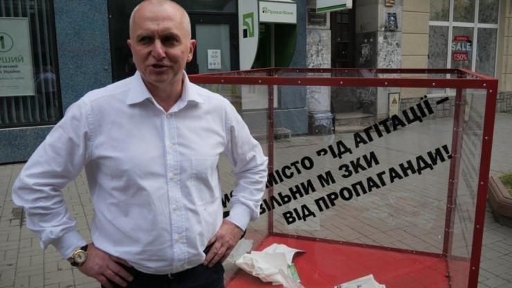 Кандидат від здорового глузду: навіщо Віктор Вінтоняк йде у Верховну Раду 1