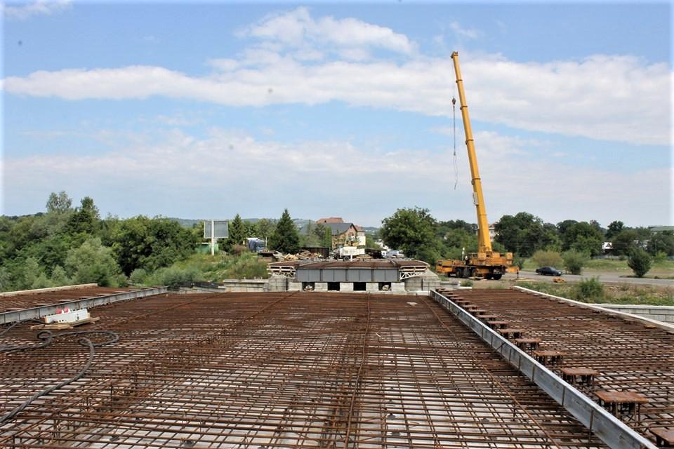 Дорожники показали, як будують міст у Косові 2