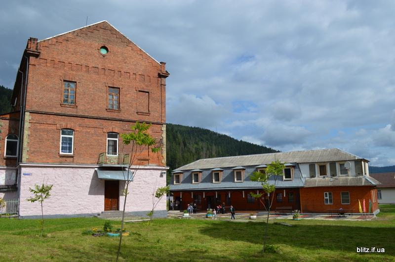 На Прикарпатті відкрився новий табір – першими відпочивають діти учасників АТО 4
