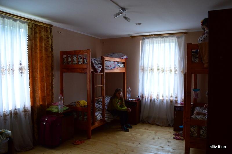 На Прикарпатті відкрився новий табір – першими відпочивають діти учасників АТО 20