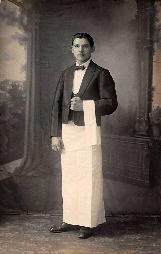 Офіціант у Станиславові