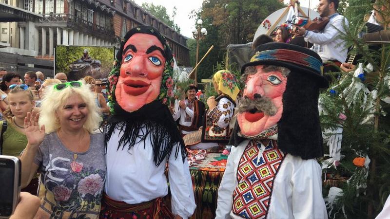 В Яремчі до Дня міста відбувся грандіозний гуцульський карнавал 2