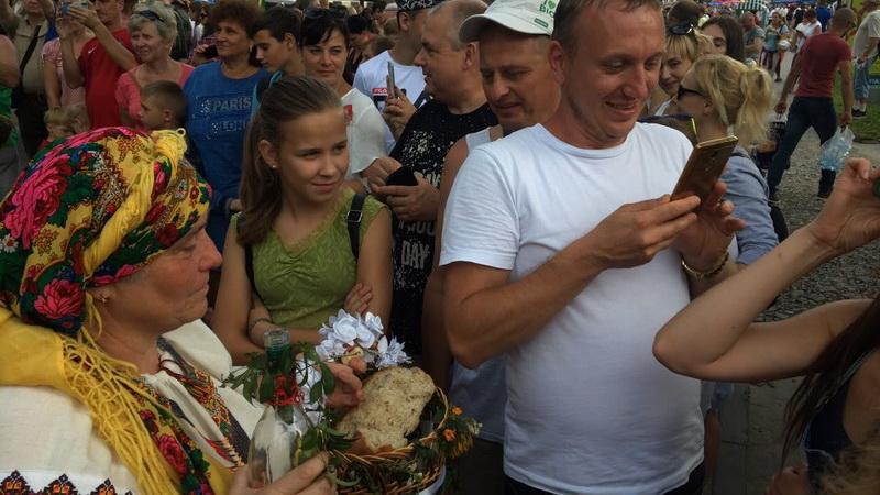 В Яремчі до Дня міста відбувся грандіозний гуцульський карнавал 6