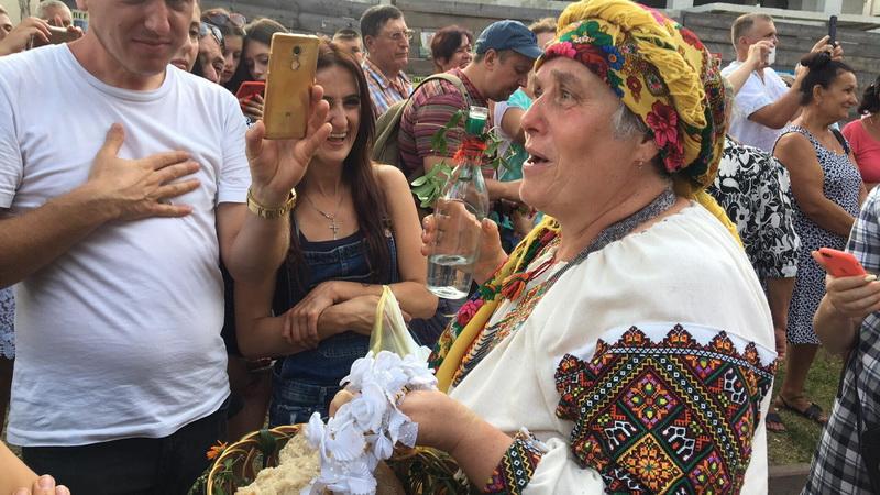 В Яремчі до Дня міста відбувся грандіозний гуцульський карнавал 8