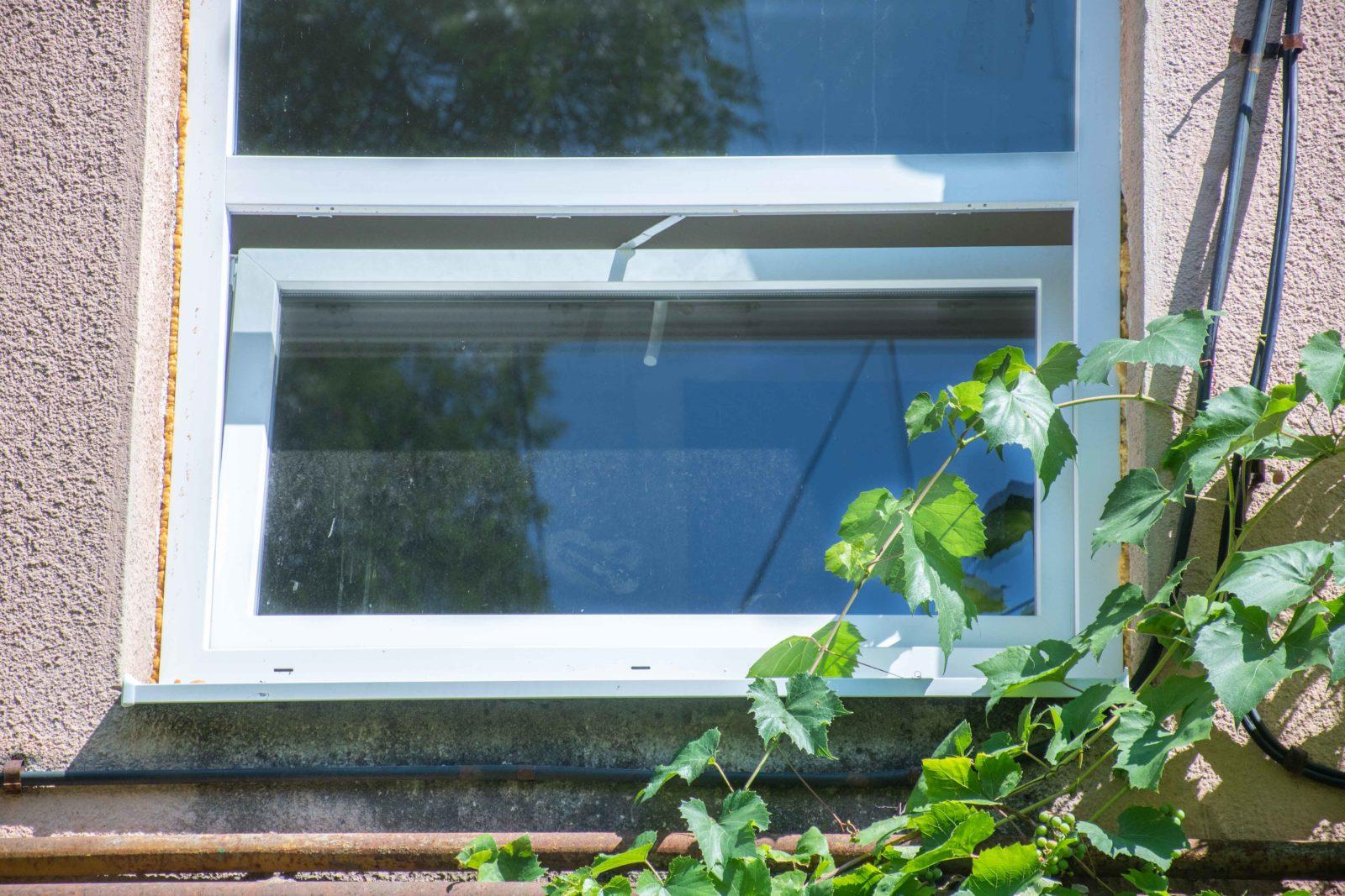 У трьох багатоквартирних будинках у Франківську замінюють вікна за програмою співфінансування 6