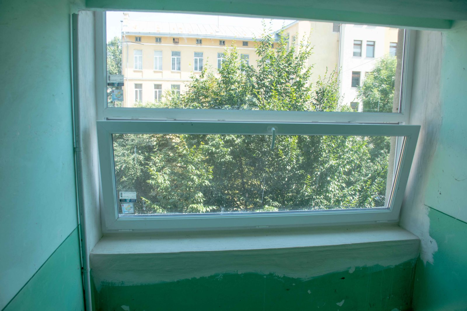 У трьох багатоквартирних будинках у Франківську замінюють вікна за програмою співфінансування 12